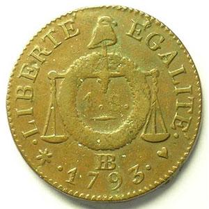 1793 BB  (Strasbourg)    TB+