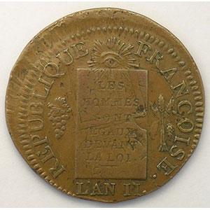 1793 I  (Limoges)    TTB+