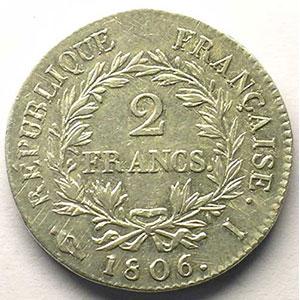 1806 I  (Limoges)    TTB+