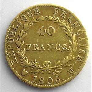 1806 U  (Turin)    TB+/TTB