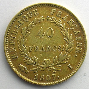 1807 I  (Limoges)    TB+