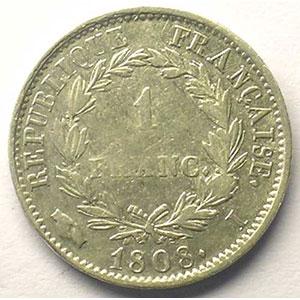 1808 I  (Limoges)    TB/TB+