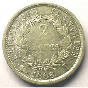 1808 I  (Limoges)    TTB