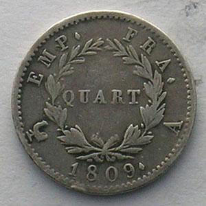 1809 A  (Paris)    TB+