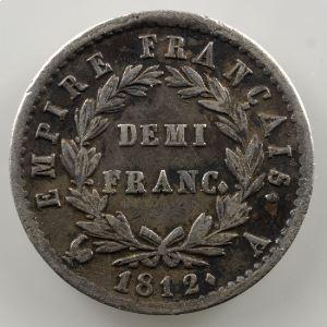 1812 A  (Paris)    TB+/TTB