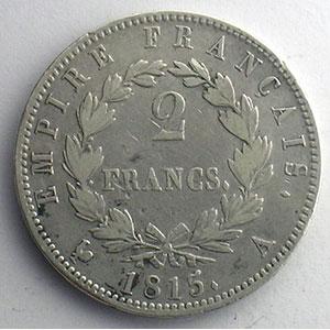 1815 A   (Paris)    TB+/TTB