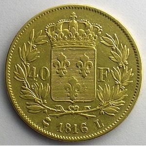 1816 L  (Bayonne)    TTB