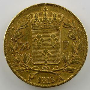 1818 A  (Paris)    TTB+