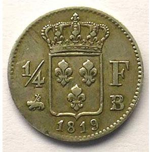 1819 B  (Rouen)    TB+