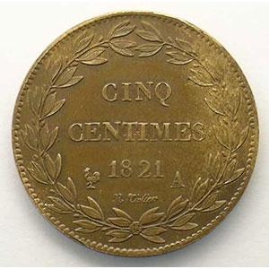 1821 A Essai    SUP/FDC