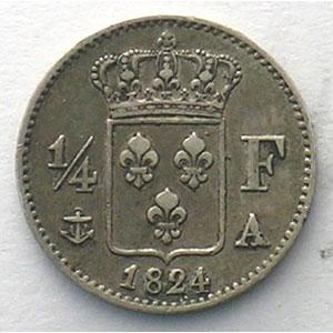 1824 A  (Paris)    TB+/TTB