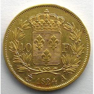 1824 A  (Paris)    TTB/TTB+