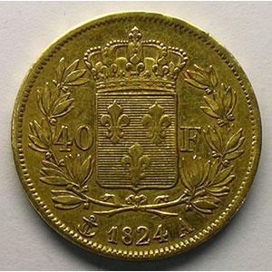 1824 A  (Paris)    TTB