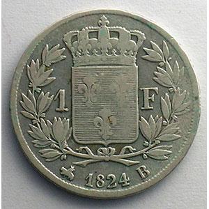 1824 B  (Rouen)    TB