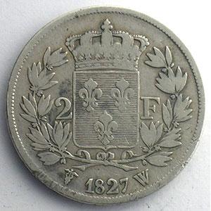 1827 W  (Lille)    B/TB