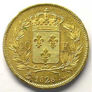 1828 A  (Paris)    TTB/TTB+
