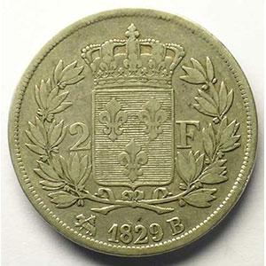 1829 B  (Rouen)    TB+