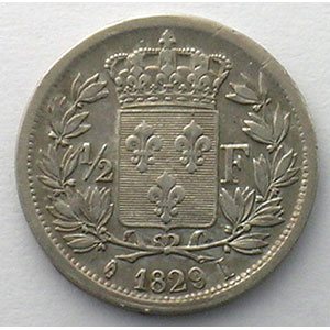 1829 I  (Limoges)    TB/TB+