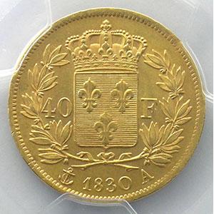 1830 A  (Paris)    PCGS-MS62    SUP/FDC