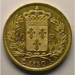 1830 A  (Paris)    TTB+