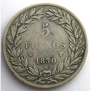 1830 W  (Lille)    B/TB