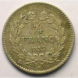 1833 K  (Bordeaux)    TTB+