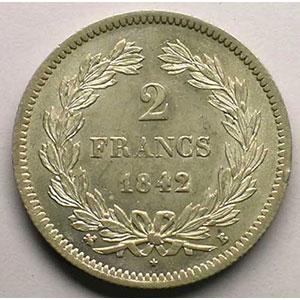1842 B  (Rouen)    SUP/FDC