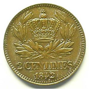 1842   Essai    SUP vernie