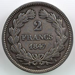 1847 A   (Paris)    TB/TB+