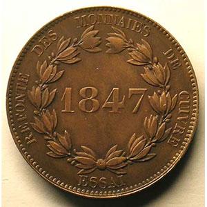 1847   Essai    SUP/FDC