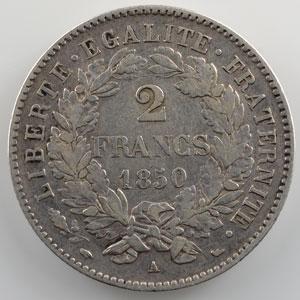 1850 A  (Paris)    TB+/TTB