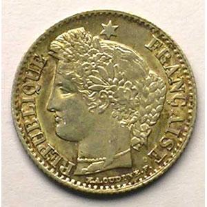 1851 A  (Paris)    TTB+/SUP