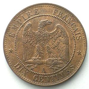 1852 A  (Paris)    SUP/FDC