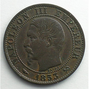 1853 B  (Rouen)    TTB