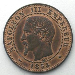1854 BB  (Strasbourg)    SUP