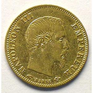 1857 A  (Paris)    TB+/TTB