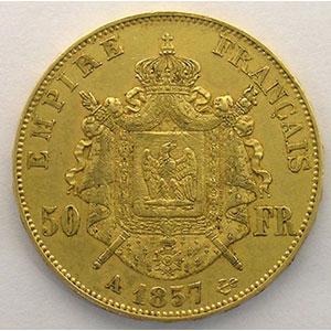 1857 A  (Paris)    TTB/TTB+