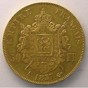 1857 A  (Paris)    TTB+