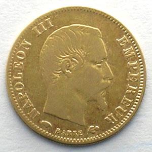 1858 A  (Paris)    TB+