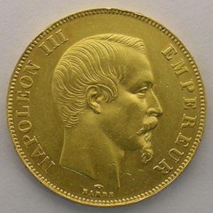 1858 A  (Paris)    TTB+/SUP