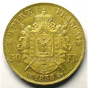 1858 BB  (Strasbourg)    TTB