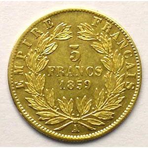 1859 A  (Paris)    TTB+