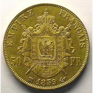 1859 BB  (Strasbourg)    TTB/TTB+