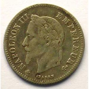 1864 A  (Paris)    TB+