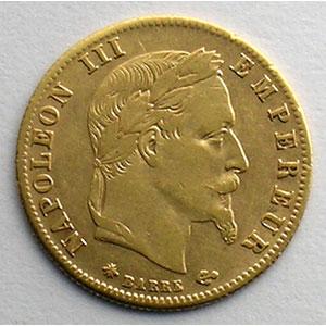 1866 A  (Paris)    TTB+