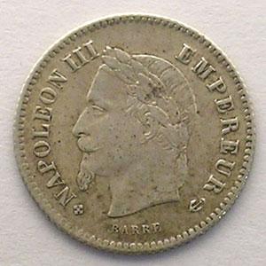 1868 BB  (Strasbourg)    TTB
