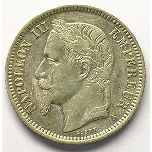 1869 A  (Paris)    TTB+