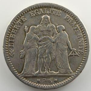 1870 A  (Paris)    TB+/TTB