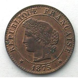 1875 K  (Bordeaux)    SUP