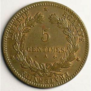 1876 A  (Paris)    SUP/FDC